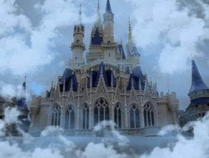 Castle_in_the_CloudsBackground_by_WDWParksGal_Stock